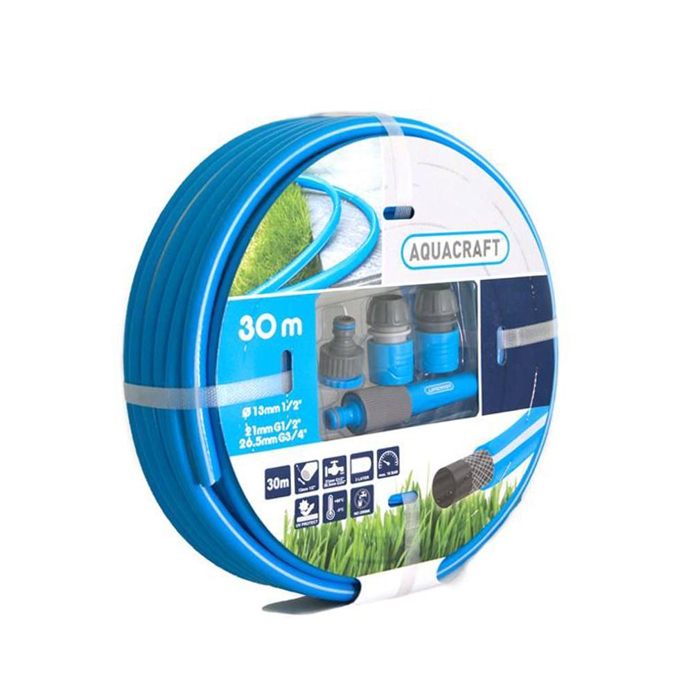 مجموعه 4 عددی ابزار باغبانی آکواکرافت مدل 380700