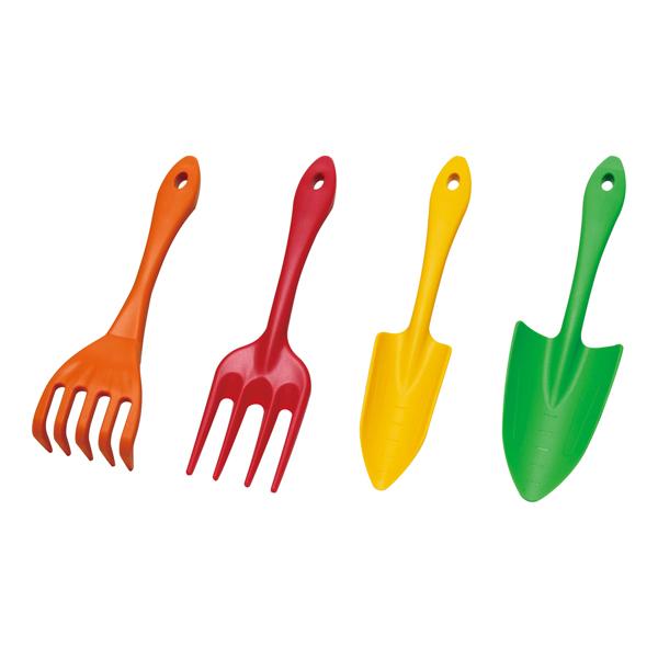 ست 4 عددی ابزار باغبانی آکواکرافت مدل 380810
