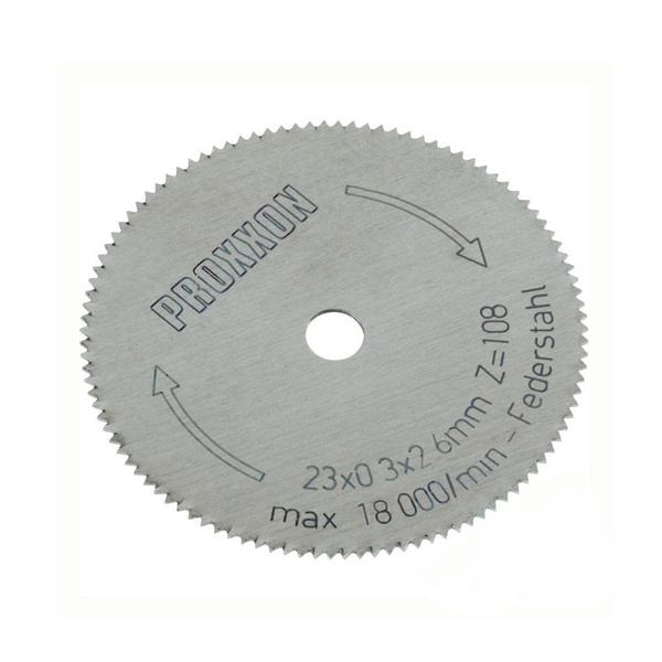 تیغه دیسکی یدک پروکسون مدل 28652