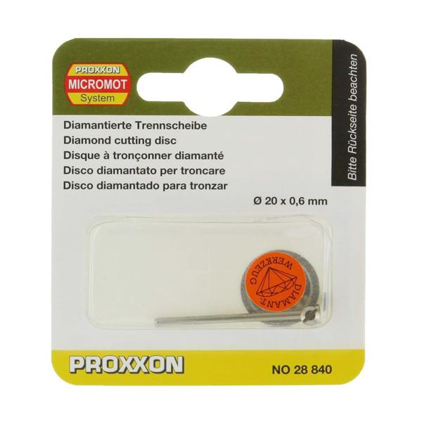 دیسک برش الماسه پروکسون مدل 28840
