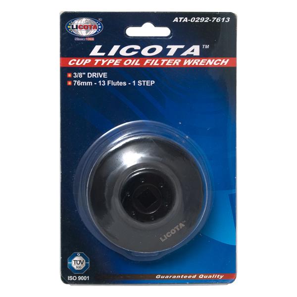 آچار فیلتر کاسه ای لیکوتا ATA-0292-7613