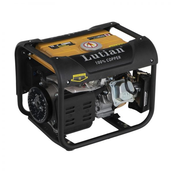 موتور برق بنزینی لوتین