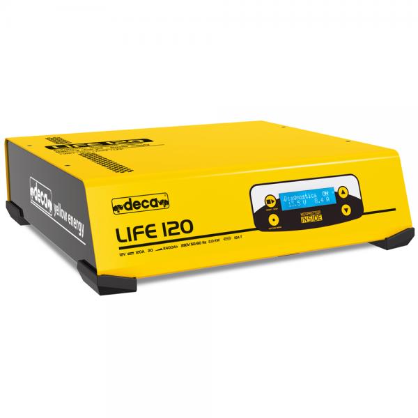 شارژر و منبع تغذیه دکا مدل Life 120